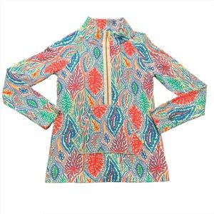 Lilly Pulitzer Skipper Popover Let Minnow